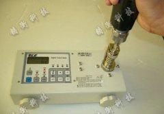 电批扭矩测试仪特点