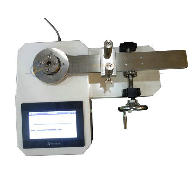 触摸屏高精度扭矩扳手检定仪300N.m