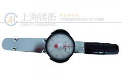 表盘式扭力扳手价格 SGACD-100表盘式扭力扳手 指针表盘式测力扳