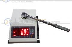 高精度±1%校准扳手扭矩测试仪 大量程50-5000Nm检验扭扳手扭力测