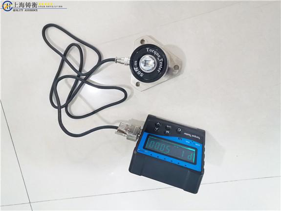 上海分体式小型扭力测试仪-便携式扭矩检测仪-数显式旋转扭矩测量