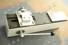 手动卧式测试台包装厂专用